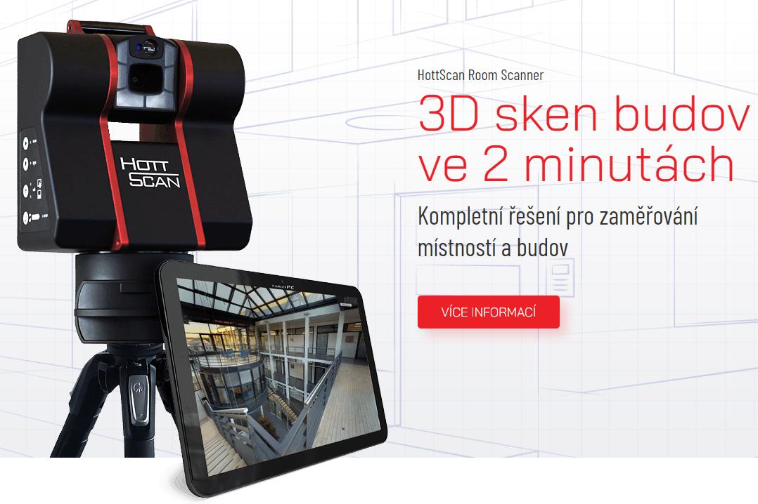 Hottscan - nový produkt společnosti SolidVision