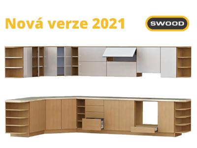 Vydání nové verze SWOOD 2021