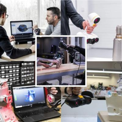 Cenově dostupné 3D skenery - seminář 14. 9.